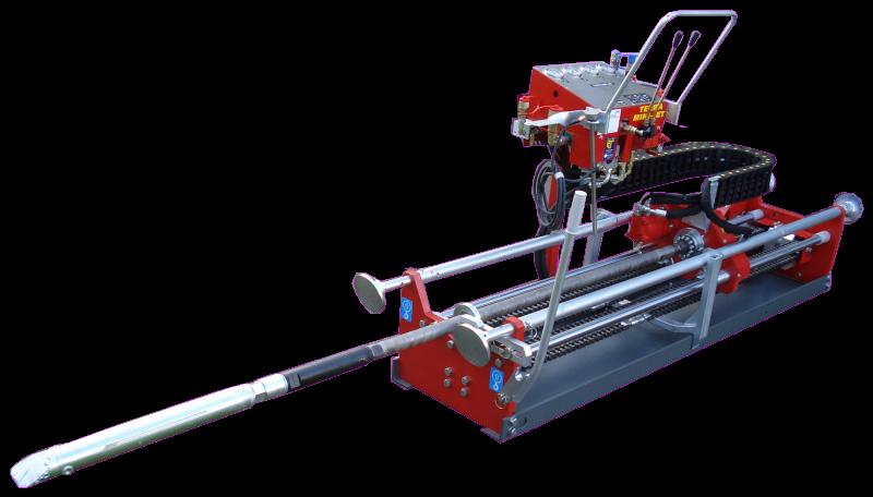 Mehr Leistung für längere Distanzen: die HDD Grubenbohranlage MJLV 1600.