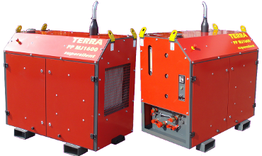 Kubota-Dieselaggregat