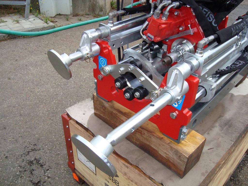Hydraulische Verspannzylinder