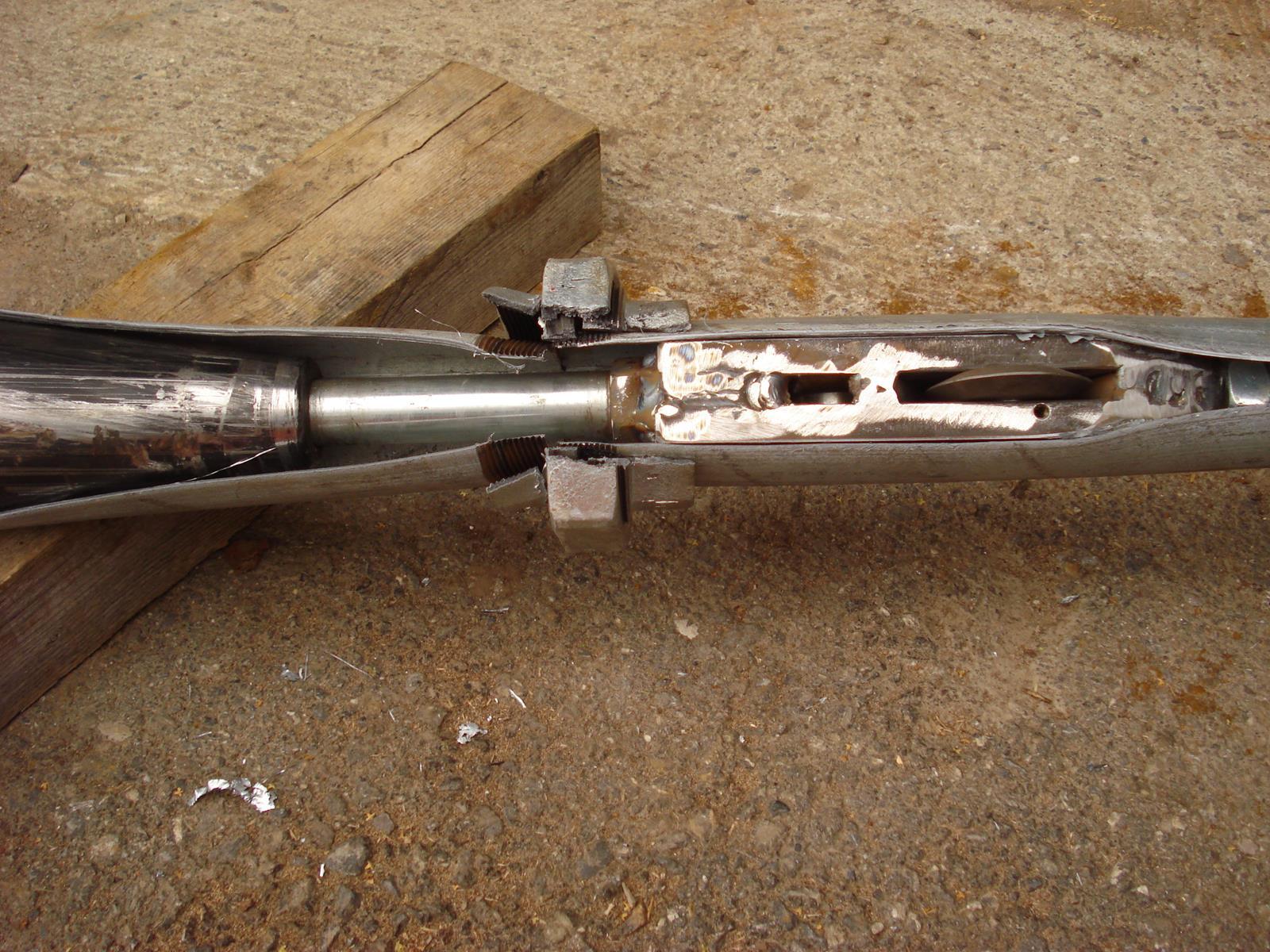 Dünnwandige Stahlrohre