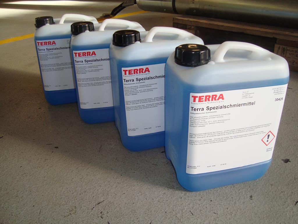 TERRA-Öler und Rammöl