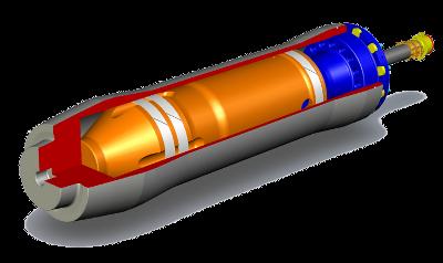Stahlrohramme TERRA-HAMMER (english: steel pipe ram)