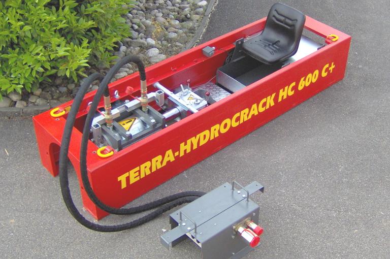 Gestängeberster TERRA Hydrocrack