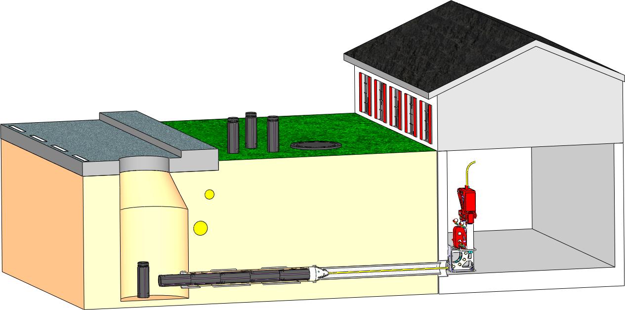 Rohrsanierung mit Kurzrohren